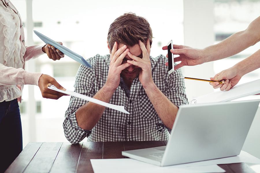 5 techniques de gestion de stress